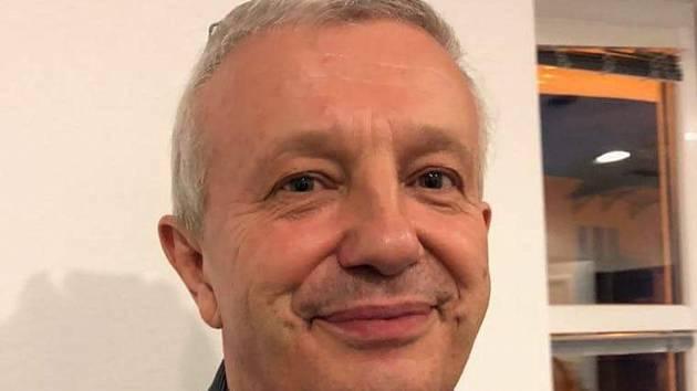 David servis musí vymyslet taktiku na Číňany. Na snímku prezident klubu Jaroslav David.
