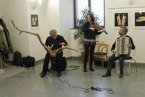 V pátek 15. února byly slavnostně zahájeny Dny slovenské kultury.