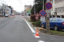 Dopravní značka, ilustrační foto.