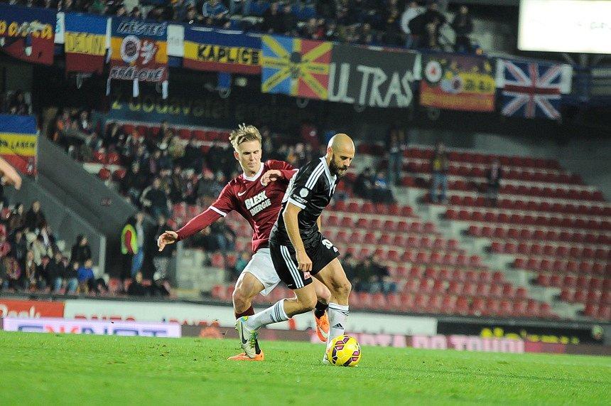 AC Sparta Praha - SK Dynamo Č. Budějovice