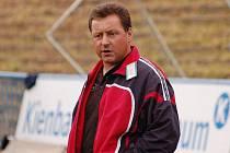 Zdeněk Procházka, asistent trenéra Dynama Jaroslava Šilhavého, věří na Slovácku v dobrý výsledek.