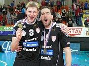 Jihostroj České Budějovice slaví titul