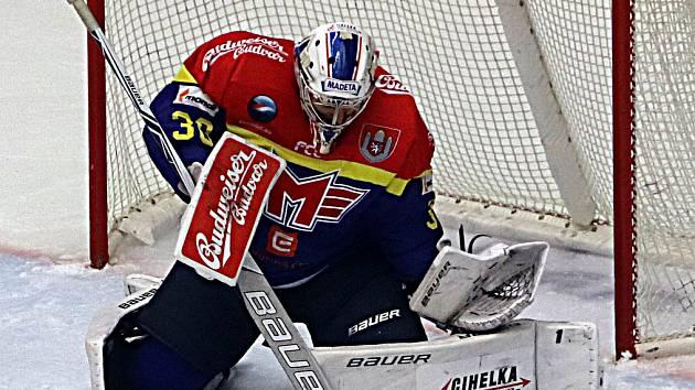 Hokej MOTOR České Budějovice-LHK JESTŘÁBI Prostějov