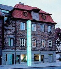 Židovské muzeum ve Fürthu.