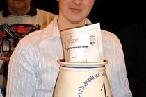 Nejlepším mladým sportovcem kraje je atletka Jana Řežábková.
