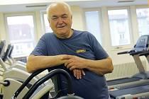 """""""Bez zdraví máte po náladě,"""" má jasno častý návštěvník rekondičního centra Josef Koukol."""