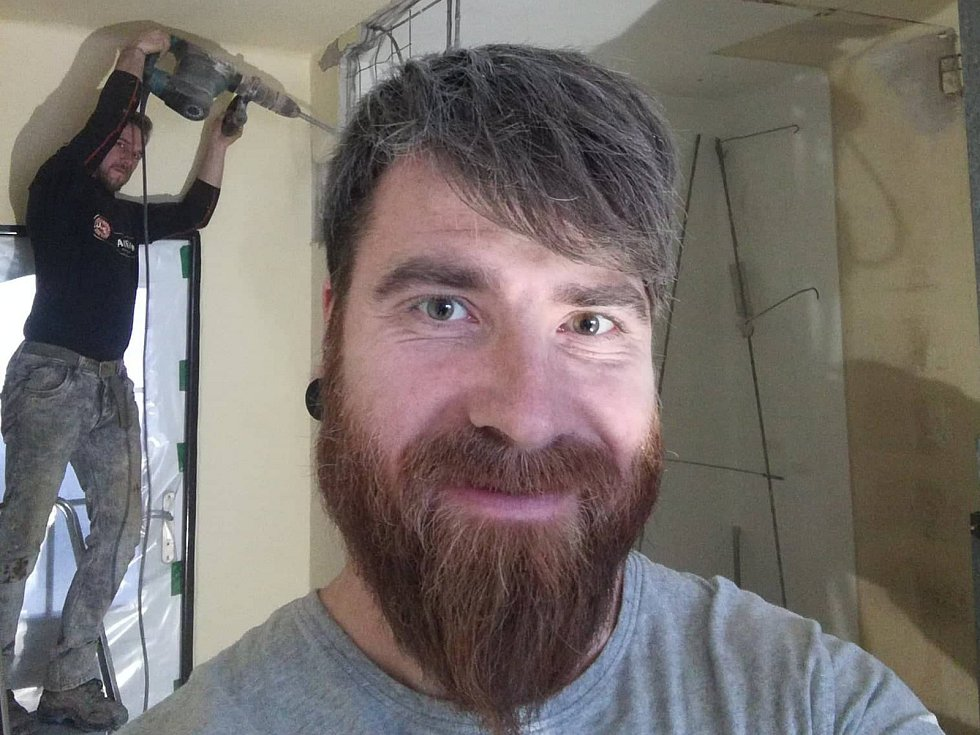 Dvaatřicetiletý Pavel Hnilička.