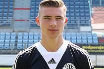 Zdeněk Linhart proti Slovácku patřil k nejlepším hráčům Dynama.