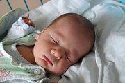 Viktor Sýkora se narodil 26. 2. 2018 ve 4.21 h, vážil 3,26 kg. Na svět ho přivedla Hana Sýkorová. Svět bude Viktor poznávat se čtyřletou sestrou Jůlinkou v Ledenicích.