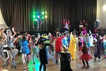 Sedmdesát dětí si užilo sobotní odpoledne při karnevalu v Libníči.