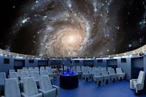 Digitální planetárium bude představeno v úterý 26. února.