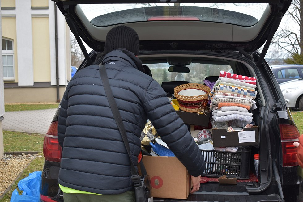 Dětem z azylového domova v Boršově nad Vltavou na Českobudějovicku pomohla sbírka Iniciativy Pivoňka.Foto: Pavla Pivoňka Vaňková
