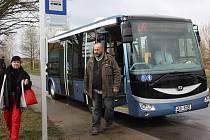 Elektrobus bude na zkoušku jezdit v Českých Budějovicích.