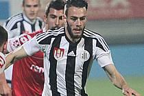 Roman Wermke jedním gólem přispěl k výhře Dynama v Jihlavě (3:2).