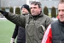 Trenér František Mertl burcuje svůj tým před jarní části divize: Sušici nepodcenit!.