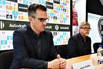 Martin Vozábal dle informací Deníku končí ve funkci sportovního ředitele Dynama.