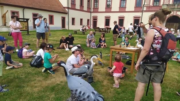 Muzeum lesnictví, myslivosti a rybářství Ohrada se v sobotu stane dějištěm Lesnického dne.