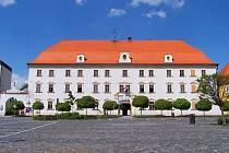 Muzeum v Týně nad Vltavou.