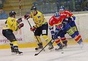 Hokej mezi Ústím a Českými Budějovicemi