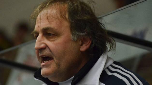 ZKUŠENOST. Milan Kupka je ostřílený hokejový trenér.