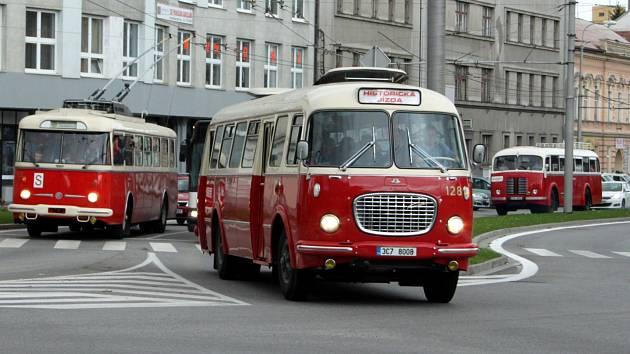 VETERÁNI silnic se na jeden den vrátí do ulic Budějovic.