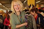 Vybrat kabelku si na Kabelkový veletrh Deníku přišla také Renata Štolbová.