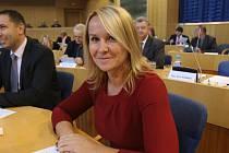 Na ustavujícím zasedání nového jihočeského krajského zastupitelstva byla ve čtvrtek Lucie Kozlová, českobudějovická radní, zvolena první náměstkyní hejtmana.
