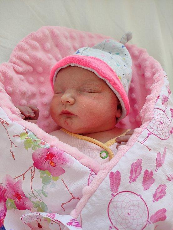 Pyšnými rodiči jsou od 12. 1. 2021 manželé Tomáš a Kristýna Holičtí z Domanína u Třeboně. Těm se v tento den v 18.13 h. narodila dcera Rozárie Holická, vážila 3,66 kg.