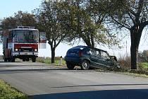 Tragická dopravní nehoda se stala ve čtvrtek ráno v Trocnově. Cenu nejvyšší za ni zaplatila šestačtyřicetiletá řidička z Českobudějovicka.