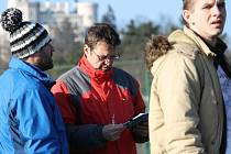 Fotbalisté Hluboké podlehli na domácí Zimní lize Čížové 1:2.