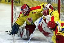 Brankář Tomáš Klestil ve čtvrtfinále extraligy juniorů vychytal Plzeň. V prvním zápase venku kryl samostatné nájezdy, doma pak pustil za svá záda jediný gól.