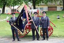 Sbor dobrovolných hasičů v Homolích funguje už 120 let. To byl důvod k sobotní oslavě.