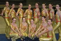 Českobudějovické mažoretky Panenky ovládly disciplínu zvanou twirling. Na nedávném mistrovství Evropy ve Švýcarsku vybojovala děvčata z jihočeské metropole bronzovou medaili.