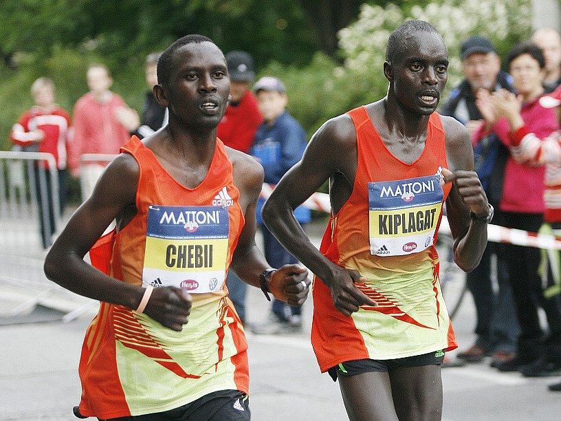 První ročník Půlmaratonu v Českých Budějovicích