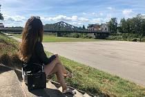 Bloggerka Budějčanda
