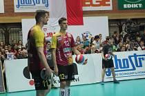 Co zaznělo od volejbalistů Dukly Liberec po  finálovém utkání v Českých Budějovicích.