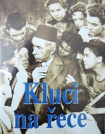 Plakát kfilmu Kluci na řece.