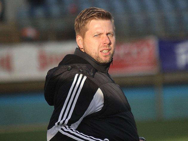 David Horejš povede fotbalisty Dynama i na jaře.