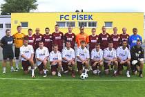 Fotbalisté FC Písek v sobotu od 10.15 ve svém úvodním zápase po postupu do ČFL hostí rezervu pražské Slavie.