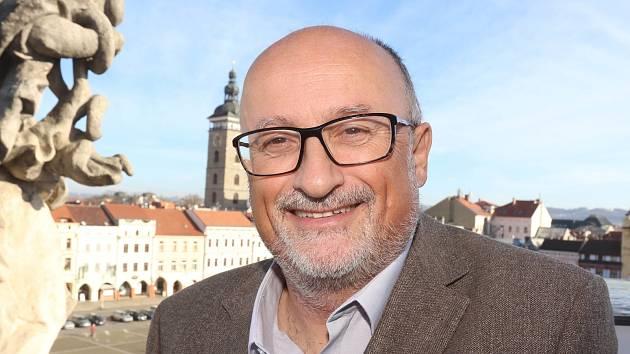 Primátor Českých Budějovic Jiří Svoboda komentuje výsledky voleb.