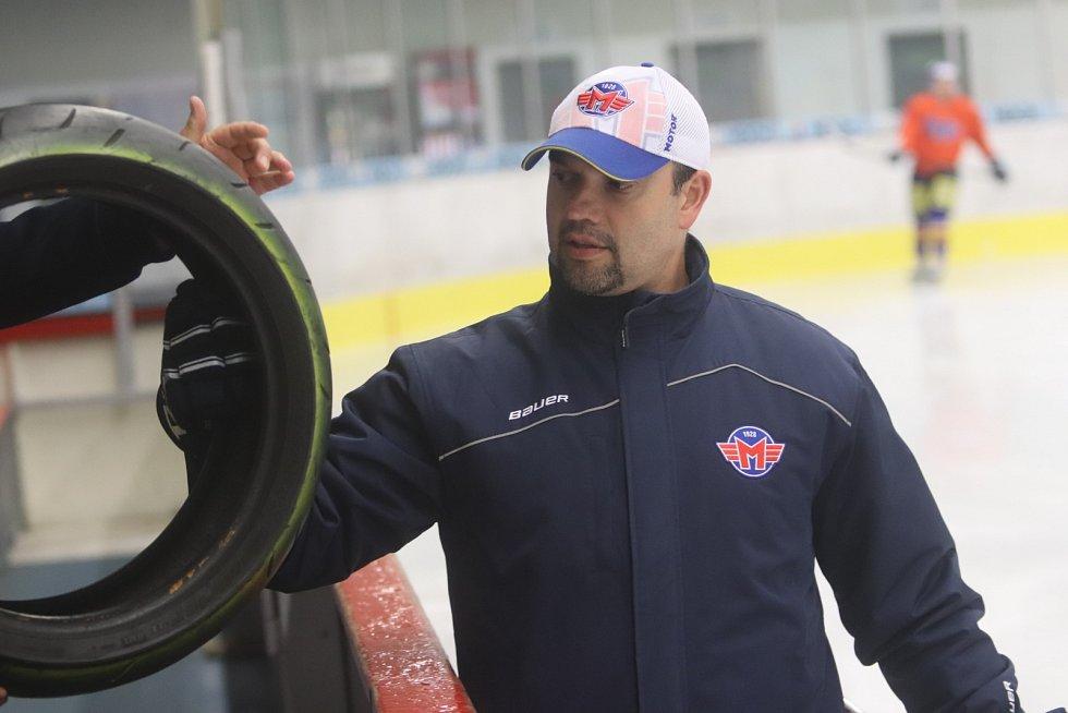 Asistent trenéra Martin Štrba
