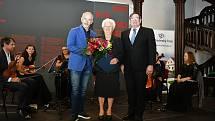 Martin Kuba, Jiřina Zikmundová a Pavel Hroch.