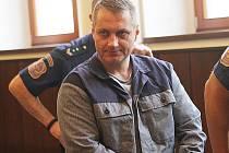 Pavel Záruba u soudu.