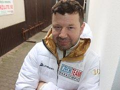 PARALYMPIONIK Zdeněk Klíma z českobudějovického Motoru je připraven bojovat s českým týmem v Pchjongčchangu o medaili.