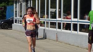 OBRAZEM: Běželi pro jihočeské naděje