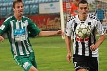 Pavel Poliaček se proti Bohemians neprosadil.