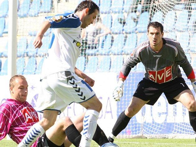 Fotbalisté Dynama v sobotu od 15 hodin zakončí ligu doma proti Teplicím a po prohře 0:2 v minulém kole v Liberci (před Andrejem Keričem zasahuje za Žižkovy asistence Pavel Kučera) chtějí vyhrát.