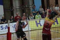 Liberec hrál extraligu v Českých Budějovicích