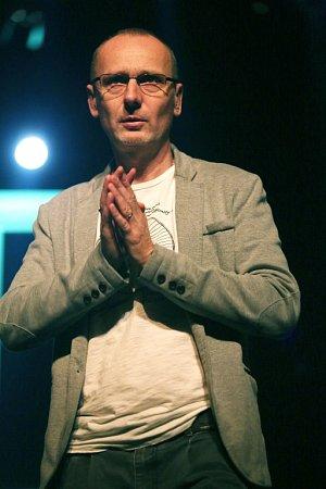Attila Egerházi, šéf baletu Jihočeského divadla.