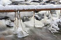 Mrazivé počasí má na jihu Moravy přetrvat i v dalších dnech. Ilustrační foto